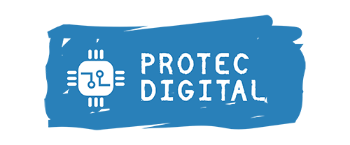 PROTEC DIGITAL LOGO